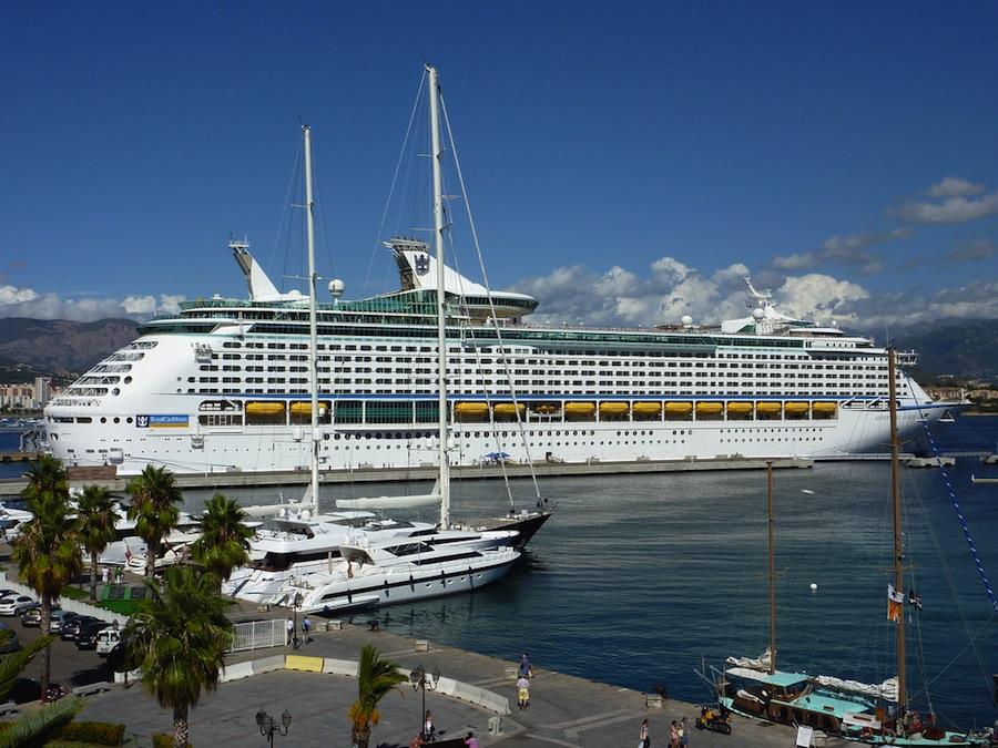 Cruceros a Córcega