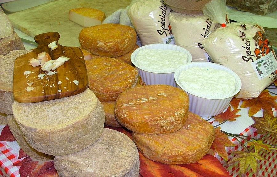 Gastronom a de c rcega for Ingredientes tipicos de francia