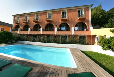 Hoteles en Bastia
